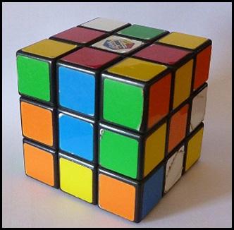 Cosa ha a che fare il cubo di Rubik con i denti?